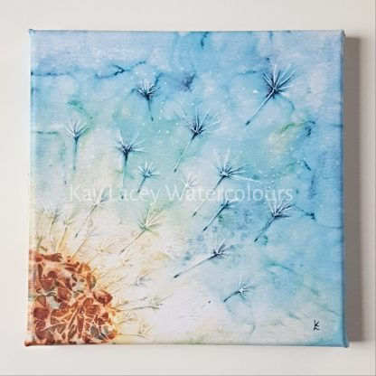 Summer Wishes canvas bf KLW r
