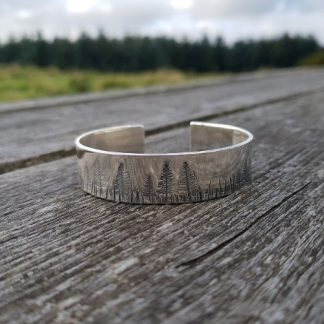 Wildwoods Cuff bangle