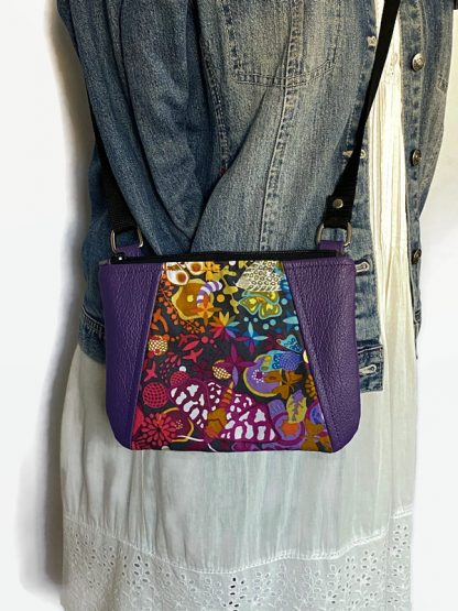 Alison glass ex libris fabric bag