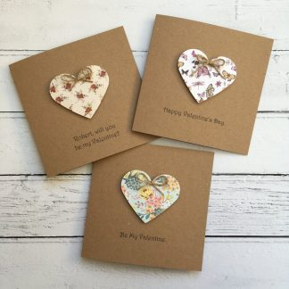 Crofts Crafts Valentines cards collection