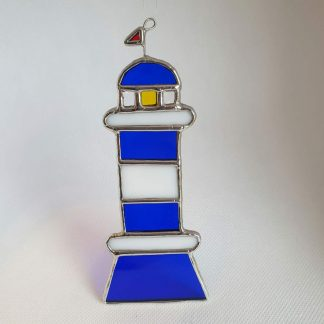 Stained glass Lighthouse - main image