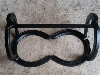 horseshoe boot scraper