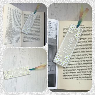 Mother's Day acrylic bookmark