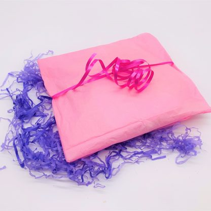 Pink-Tissue-paper-packaging