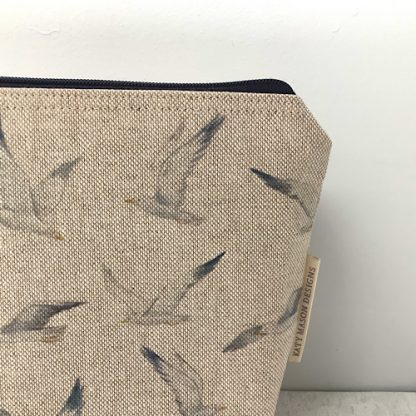 Seagull Cosmetic Bag