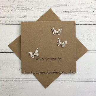Crofts Crafts With Sympathy Card