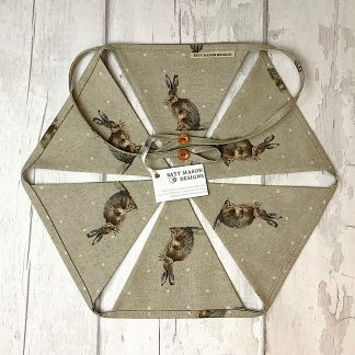 Hare Bunting