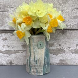 unique-Sea--inspired Felt- vase