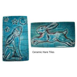 Pair of Hare Tles