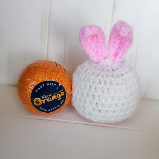 chocolate orange hats for easter