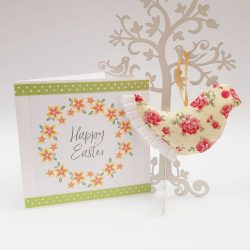 Easter Card and Bird set