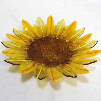 Small sunflower bowl
