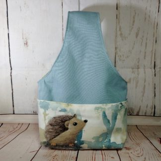 Hedgehog craft n Go project tote