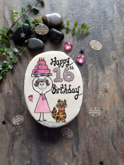 16th birthday gift for her-birthday gift for daughter-sweet sixteen present