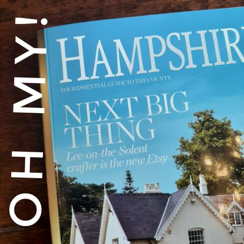 Hampshire Life Feature!