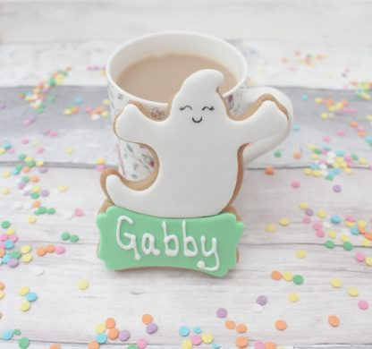 halloween party biscuit favour