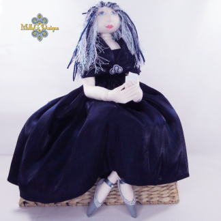 Art-Doll-Textile-Collectable