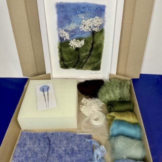 Cow-Parsley-Needle-Felting-Picture-Craft-Kit